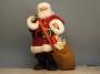 Steiff Coca-Cola Santa Claus mit Teddy